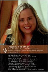 Andrea F. Friedman