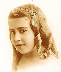 'Baby' Carmen De Rue