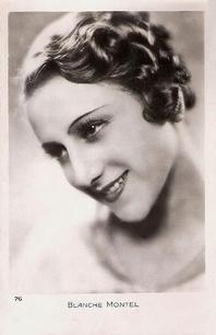 Blanche Montel