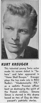 Kurt Kreuger