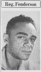 Reginald Fenderson